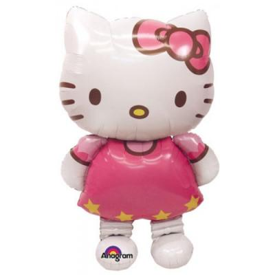 "Ходячий шар ""Hello Kitty"" 127см"